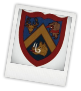 Rugby club badge