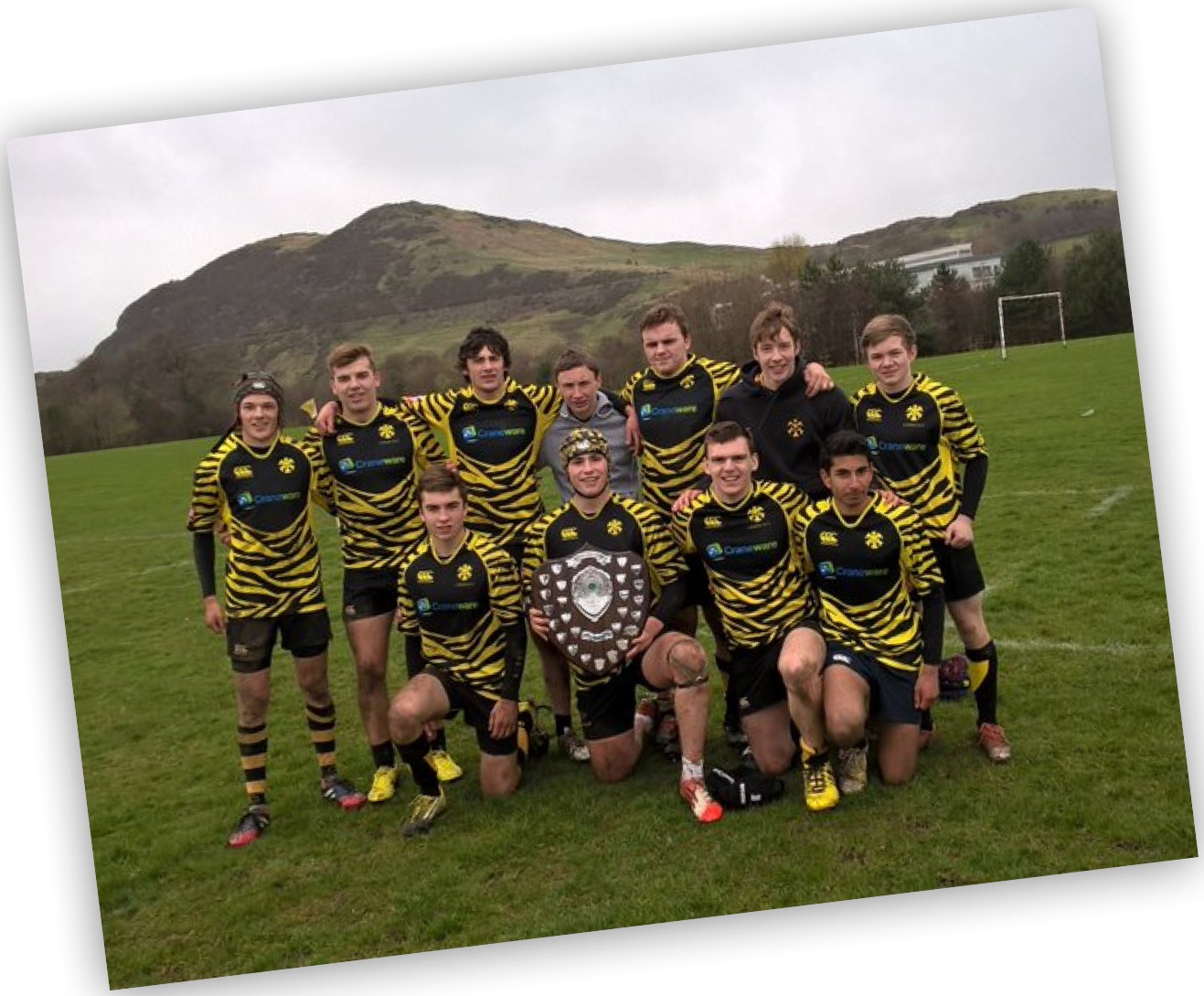 Rugby 7s under 18s champions