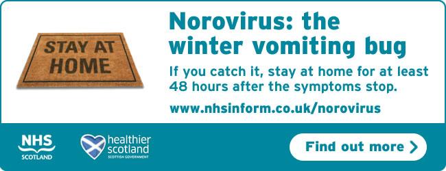 Norovirus NHS Lothian
